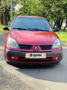Москва Clio 2004