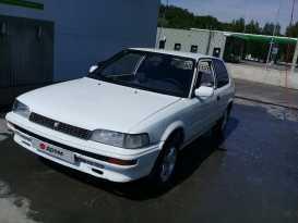 Ульяновск Corolla FX 1988