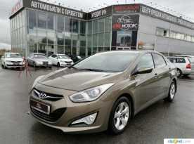 Липецк Hyundai i40 2013