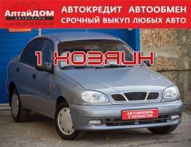 Барнаул Шанс 2009