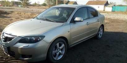 Ремонтное Mazda3 2006