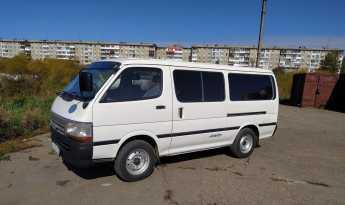 Иркутск Toyota Hiace 2001