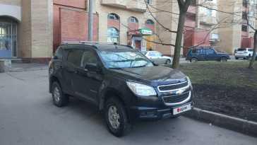 Москва TrailBlazer 2014