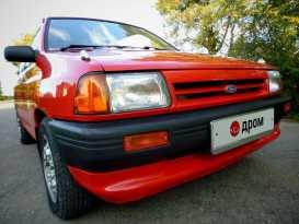 Спасск-Дальний Ford Festiva 1986