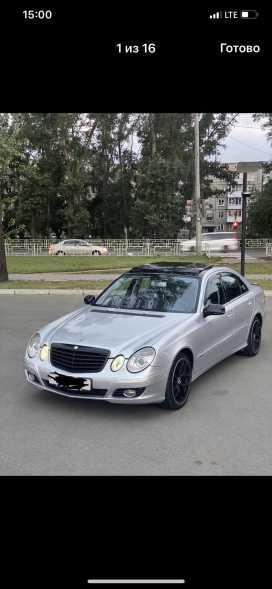 Кызыл E-Class 2008