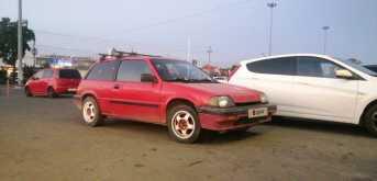 Анапа Civic 1986