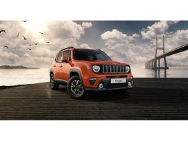 Москва Jeep Renegade 2019
