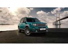 Москва Jeep Renegade 2019