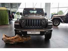 Москва Jeep Wrangler 2019