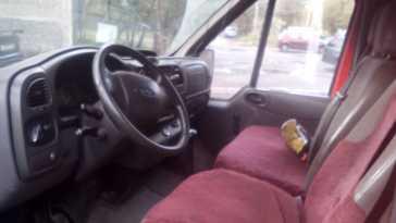 Мурманск Ford 2002