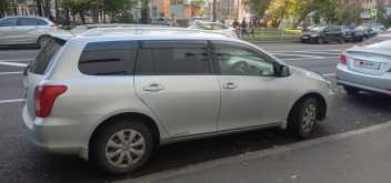 Москва Corolla Fielder