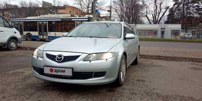 Батуринская Mazda6 2006