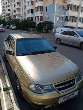 Краснодар Nexia 2008