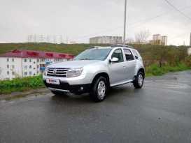 Владивосток Duster 2014