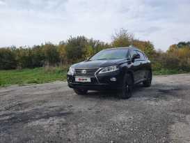 Ленинск-Кузнецкий Lexus RX350 2014