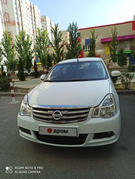 Ставрополь Nissan Almera 2016