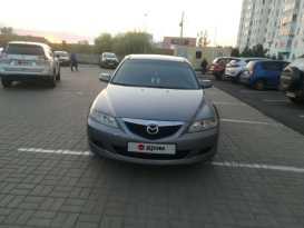 Курск Mazda Mazda6 2002