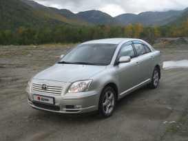 Кировск Avensis 2004