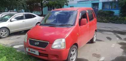 Хабаровск Wagon R Solio 2001