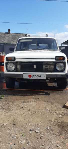 Партизанск 4x4 2121 Нива 1990