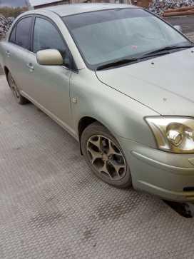 Тара Avensis 2005