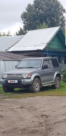 Казань Pajero 1996