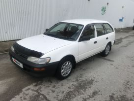Новосибирск Corolla 2001