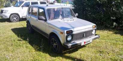 Липецк 4x4 2131 Нива 2008