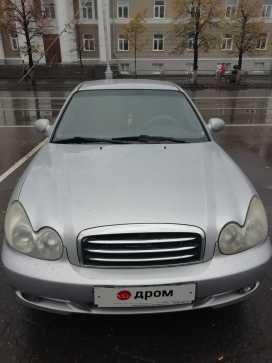 Курган Sonata 2006