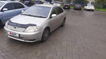 Горно-Алтайск Corolla 2002