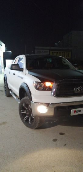 Якутск Toyota Tundra 2012