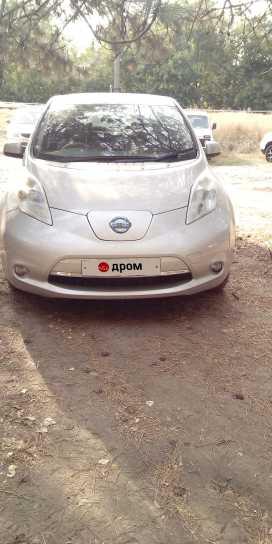Новочеркасск Nissan Leaf 2011