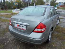 Омск Nissan Tiida 2013