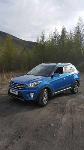 Усть-Нера Hyundai Creta 2017