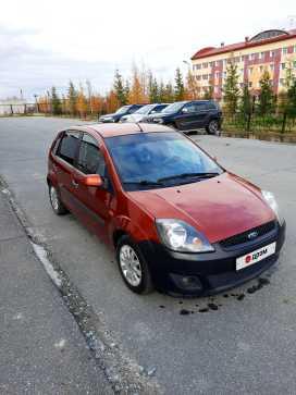 Новый Уренгой Fiesta 2008