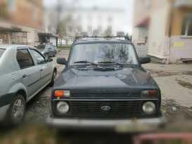 Воронеж 4x4 2121 Нива 2014