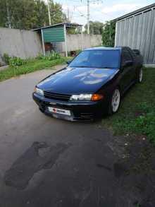 Москва Skyline GT-R 1993