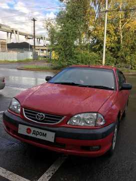 Томск Avensis 2000