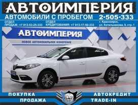 Красноярск Fluence 2014