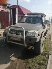 Красноярск Musso 1995