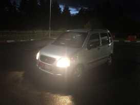 Соликамск Wagon R Plus 2001