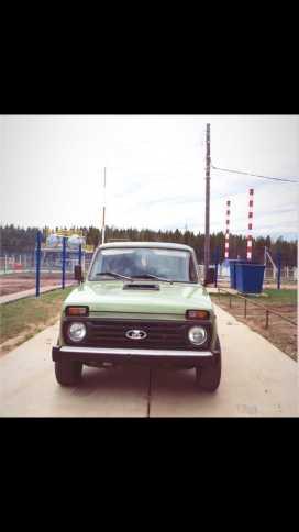 Братск 4x4 2121 Нива 1989