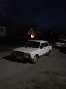 Обь 2107 1989