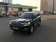 Москва Land Cruiser 2015