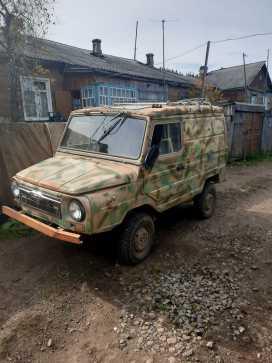 Шелехов ЛуАЗ 1979