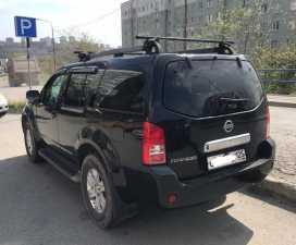 Владивосток Pathfinder 2005