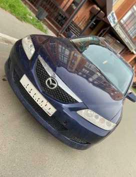 Кызыл Mazda6 2003