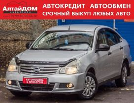 Барнаул Nissan Almera 2013
