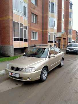 Черногорск Kia Spectra 2008