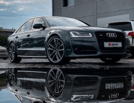 Красноярск Audi S8 2016